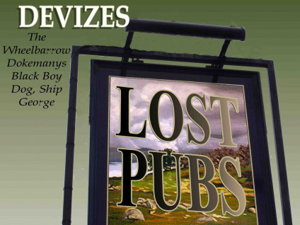 LOST PUBS OF DEVIZES