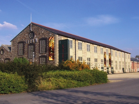 Exterior of the STEAM Museum, Swindon