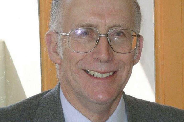 Dr Paul Robinson, FSA. As we at the Museum remember him. Image courtesy of Diane Robinson
