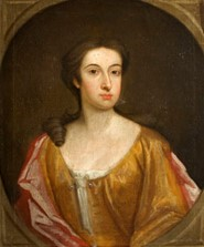 Portrait of a Georgian lady - Lucretia Withers